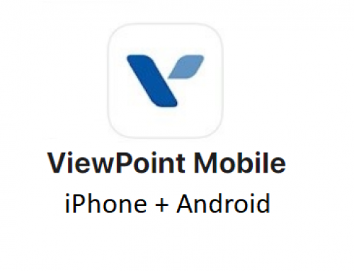 How to setup Wave ViewPoint Mobile for iOS and Android Devices